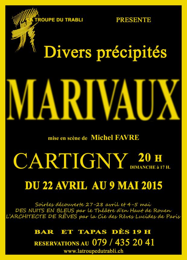Marivaux affiche